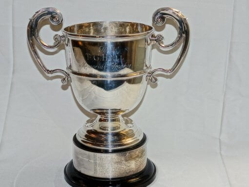 T.G. Hall Memorial Cup