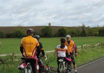 Windmill ride, near Warwick