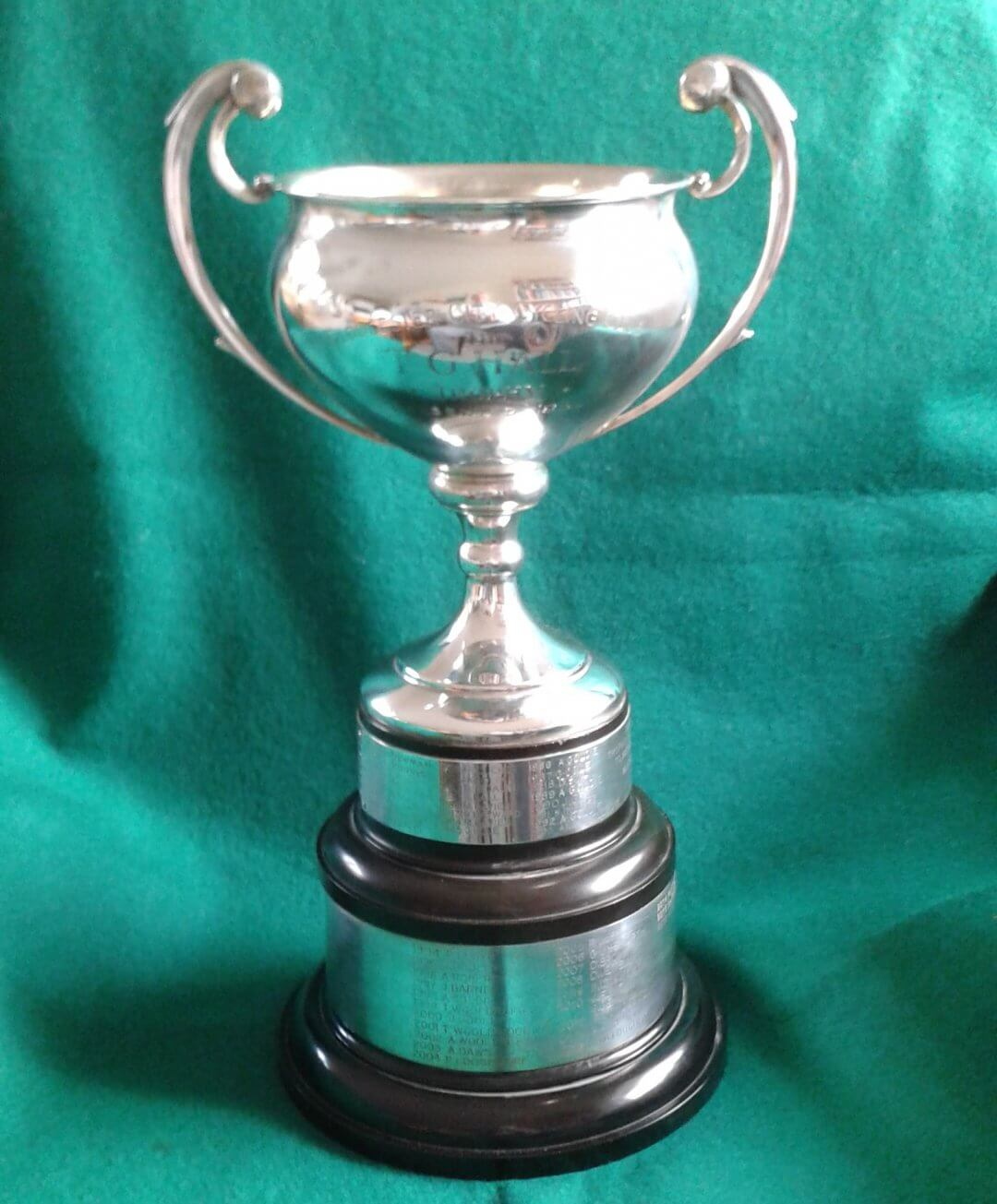 T.G. Hall Clubman of the Year