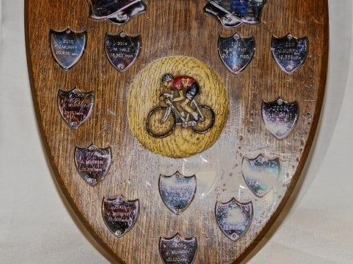B.A.R. Runner-up Trophy
