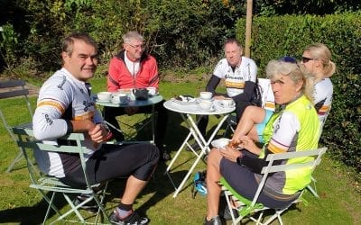 September's last Club ride