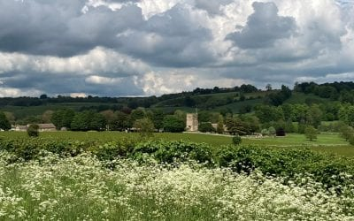 Around the Cotswolds, stopping for a Revolution